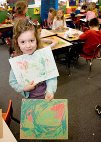 Pilgrim Lutheran School Art Project
